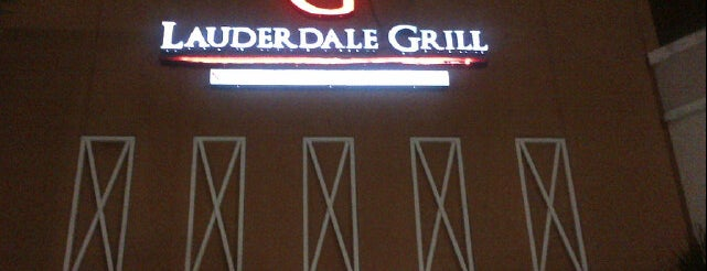 Lauderdale Grill is one of Carrie 님이 저장한 장소.