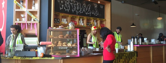 Ritual Coffee Roasters is one of Coffee Crawl.