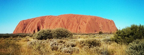 Uluru-Kata Tjuta National Park is one of The World Outside of NYC and London.