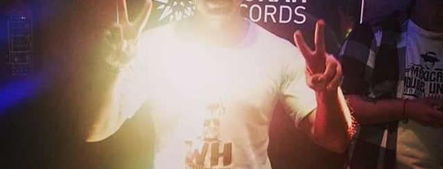 Hookah is one of Condesa.