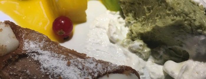 Filippo La Mantia - Oste e cuoco is one of สถานที่ที่ Hamilton ถูกใจ.