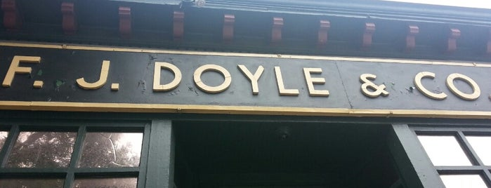 E.F. Doyle & Co. is one of Boston To-do list.