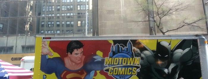 Midtown Comics is one of New York.