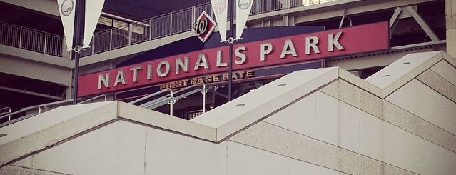 Nationals Park is one of Sporting Venues....
