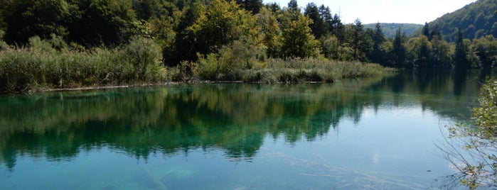 Grandinsko Jezero is one of hırvatistan.