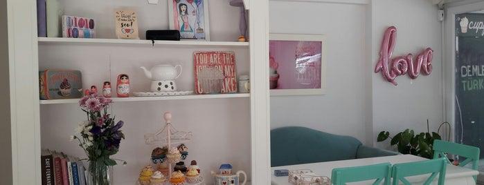 Cupy Cupcake is one of Orte, die Emrah gefallen.