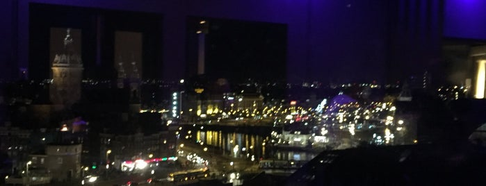 Skylounge is one of Amsterdam.