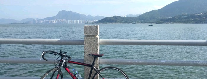 Tai Po Waterfront Park is one of Fun in the Sun.