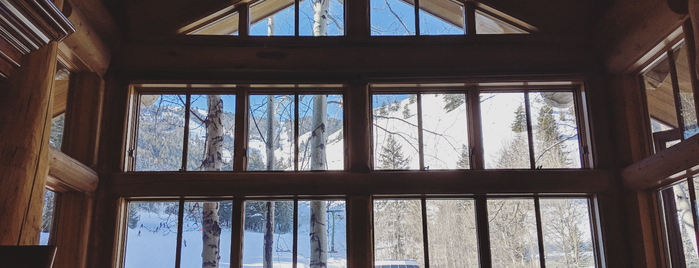 River Run Day Lodge is one of Sun Valley Resort..