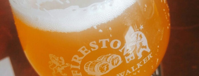 Firestone Walker Brewing Company - The Propagator is one of USA #4sq365us.
