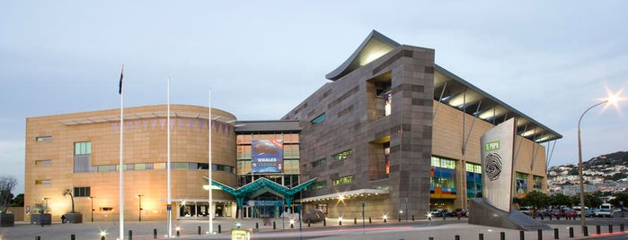 Museum Of New Zealand Te Papa Tongarewa is one of World Heritage Sites List.
