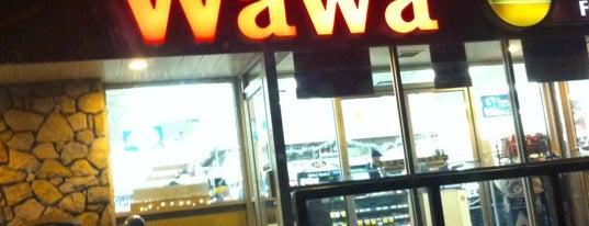 Wawa is one of Tempat yang Disukai Rene.
