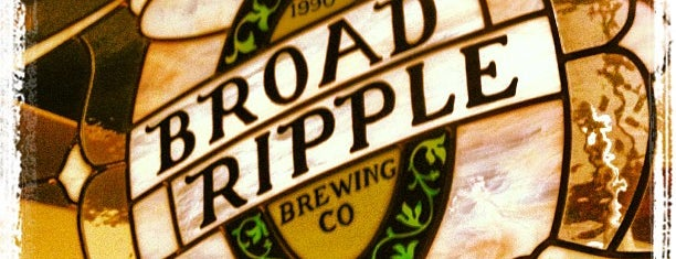 Broad Ripple Brew Pub is one of Drink this!.