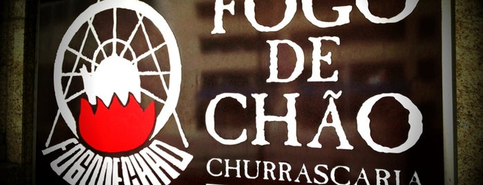 Fogo de Chao is one of Indy.