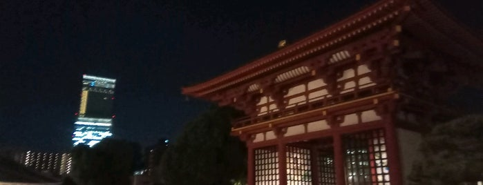 極楽門 is one of Shigeo'nun Beğendiği Mekanlar.