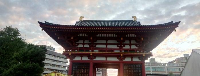 極楽門 is one of Orte, die Shigeo gefallen.