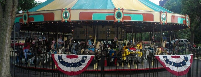 Carousel on the Mall is one of D.C..