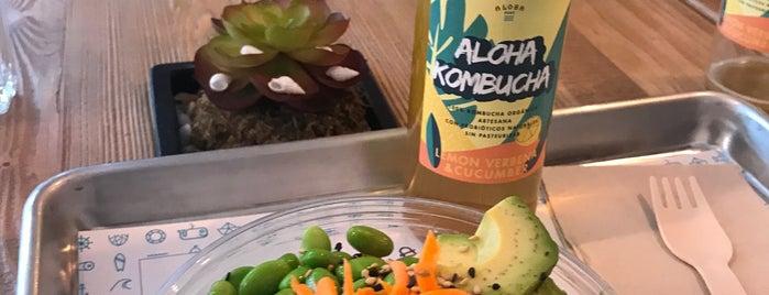 Aloha Pokė is one of Take Away.