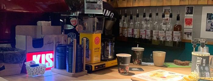 Surf Coffee is one of สถานที่ที่ Jano ถูกใจ.