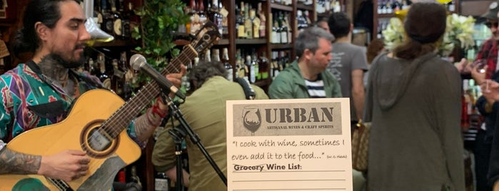 Urban Wines NYC is one of Andrewさんのお気に入りスポット.