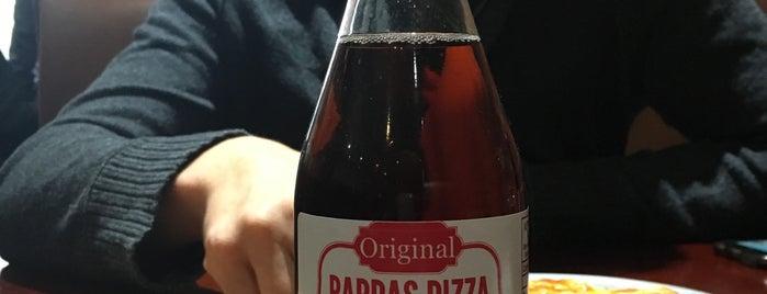 The Original Pappas Pizzeria is one of Locais salvos de Dwain.