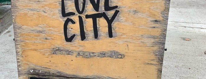 New Love City is one of NY NEW.