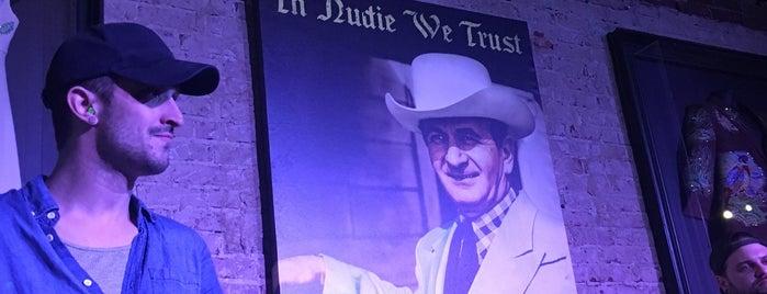 Nudie's Honky Tonk is one of Nashville.