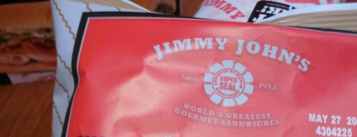 Jimmy John's is one of Done.