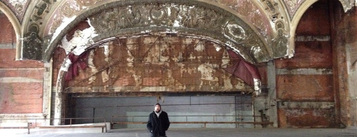 Michigan Theater is one of detroit.