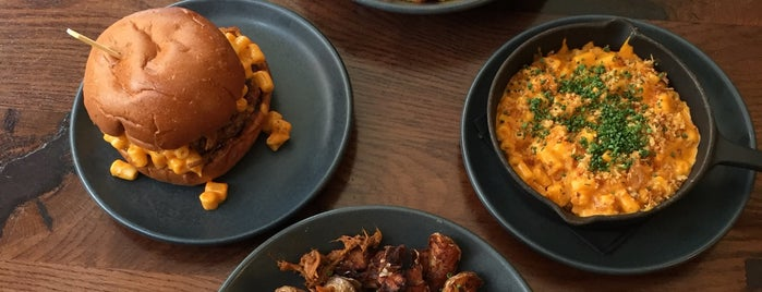 Dirty Bones is one of Bottomless Brunch in London.