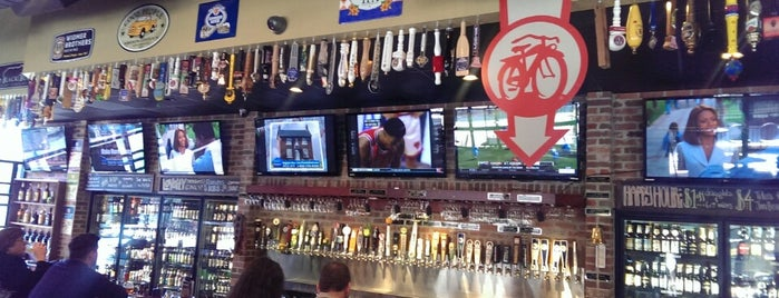 World of Beer is one of World's Best Bars and Pubs.