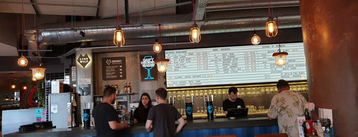 BrewDog Paddington is one of BrewDog Bars - London.