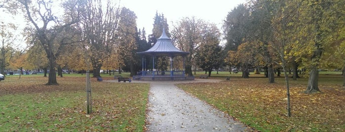 Victoria Park is one of Danさんのお気に入りスポット.