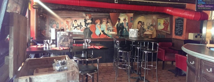 Le Rendez-Vous des Amis is one of World's Best Bars and Pubs.