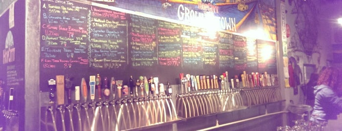 Hop City Craft Beer is one of World's Best Bars and Pubs.