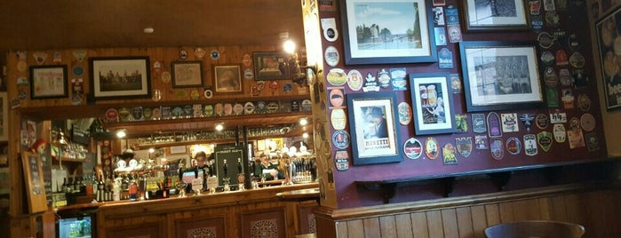 The City Arms is one of World's Best Bars and Pubs.