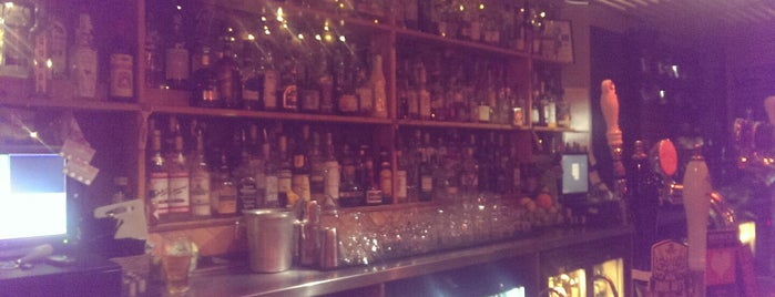 North Bar is one of World's Best Bars and Pubs.