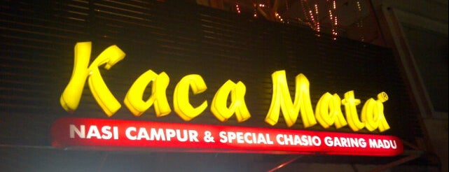 Kaca Mata is one of Destination in Jakarta..