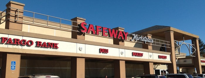 Safeway is one of Orte, die Mark gefallen.