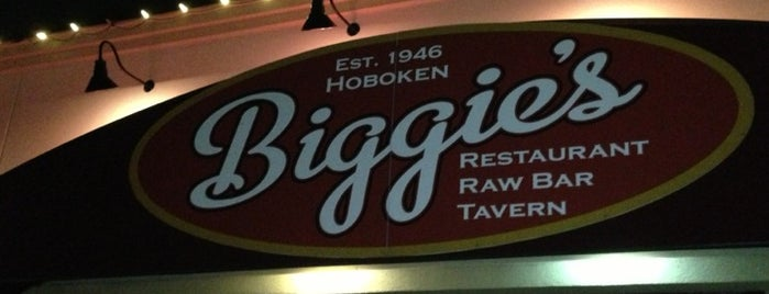 Biggie's is one of Posti salvati di Ken.