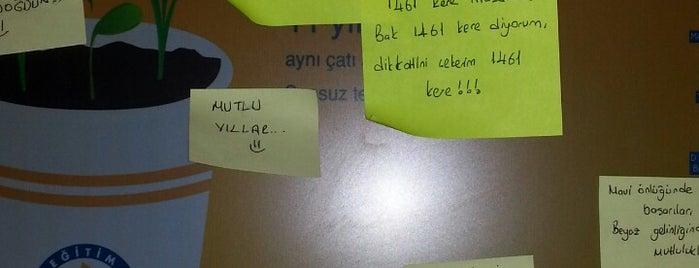 TEGV Mamak Öğrenim Birimi is one of Locais salvos de Merve EREN.