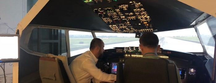 Dream Flight Uçuş Eğitim Merkezi is one of Gittiğim Önemli Yerler.