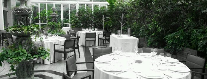 Jardin Metropolitano Hotel Madrid is one of Restaurantes.