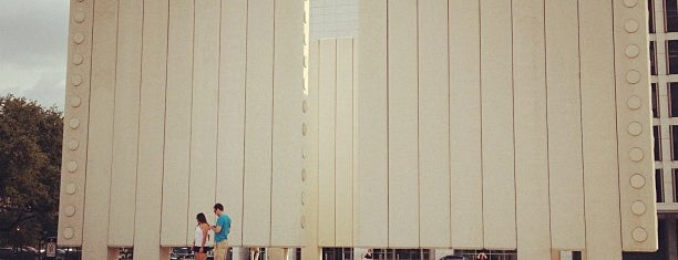 John F. Kennedy Memorial Plaza is one of Philip Johnson Dallas Tour.