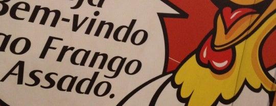 Frango Assado is one of สถานที่ที่ ᴡ ถูกใจ.