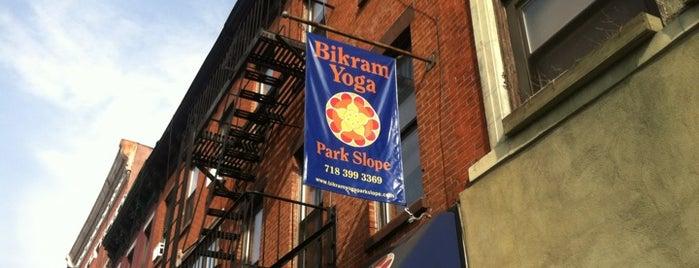 Bikram Yoga Park Slope is one of Ayçaさんのお気に入りスポット.