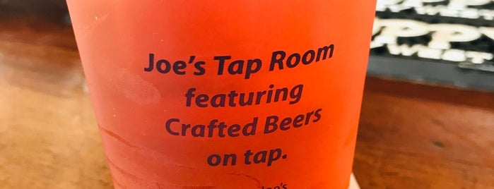 Joes Tap Room is one of 💫Coco 님이 좋아한 장소.