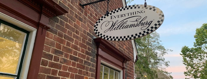 Everything Williamsburg is one of Best Of Virginia.
