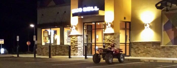 Taco Bell is one of Orte, die Nicholas gefallen.