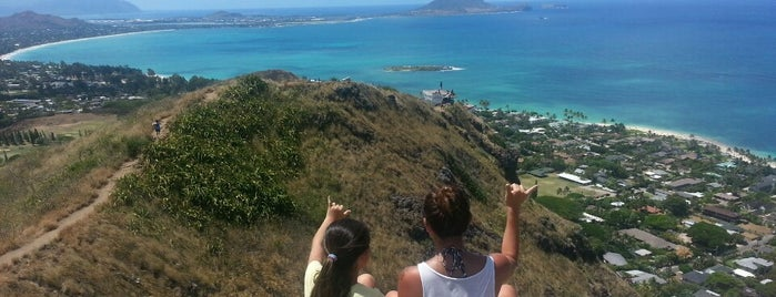 Lanikai Pillboxes Hike is one of Honolulu.